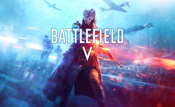 Battlefield 5:een pääsee käsiksi lokakuussa.
