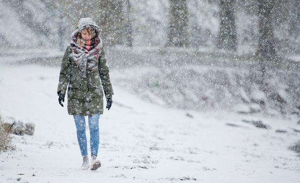 Lämpötilaero ei kuitenkaan ole vielä ennätyksellinen tai edes poikkeuksellinen.