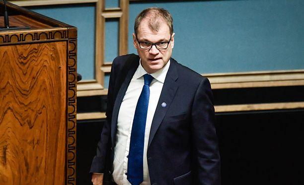 Eduskunta äänestää tänään täysistunnossa hallituksen luottamuksesta.