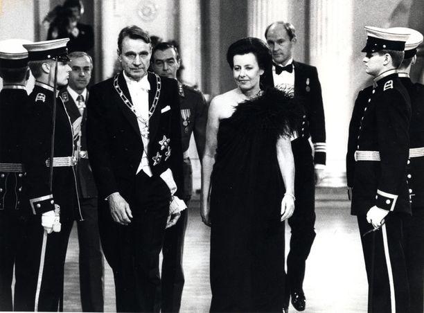 Suomen kuninkaallisiksikin tituleeratut Koivistot edustivat vuonna 1983.