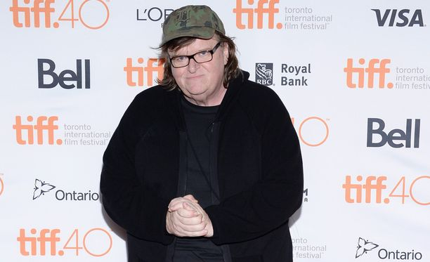 Michael Moore on luonut lukuisia menestysdokumentteja.