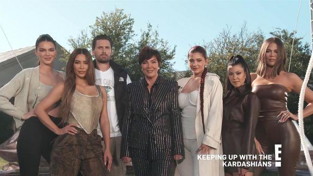 Kardashianit aloittivat ohjelmansa 14 vuotta sitten.
