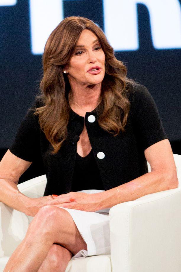 Caitlyn kertoi sukupuolenkorjauksestaan huhtikuussa 2015.