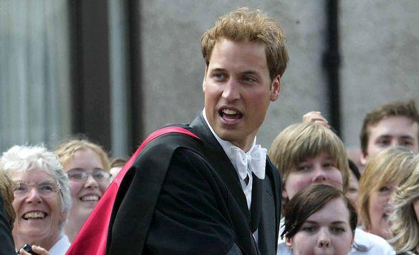 St. Andrewsin entisiä oppilaita on muun muassa prinssi William.
