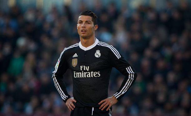 Cristiano Ronaldo pääsi pimahduksestaan vähällä.