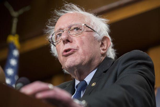 Pienen ihmisen puolesta koko uransa taistellut Bernie Sanders on kotiosavaltiossaan rokkitähti. Hänestä pitää USA Todayn viime kesänä teettämän kyselyn perusteella 63 prosenttia vermontilaisista, mikä tekee hänestä koko maan suosituimman senaattorin.
