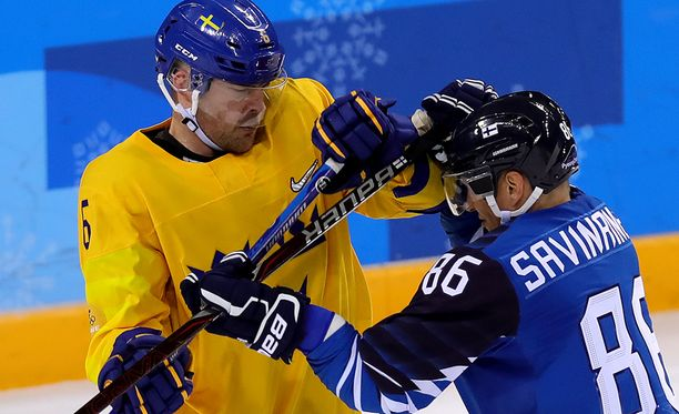 Ruotsin ja Suomen jääkiekko-ottelu tavoitti puolitoistamiljoonaa silmäparia Suomessa.