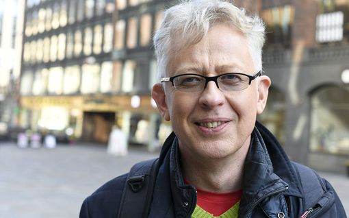 """50 vuotta täyttävä Pekka Pouta: """"Julkisuus on vähän kuin sää, ei sille mitään voi"""""""
