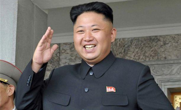 Pohjois-Korean johtaja Kim Jong-un
