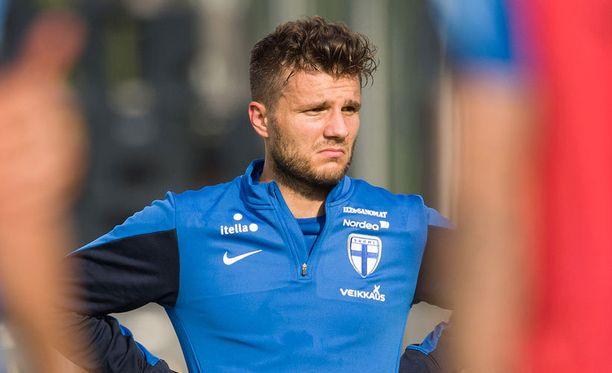 Perparim Hetemaj hakee Baltic-cupista hyvää päätöstä vahvalle kaudelle.