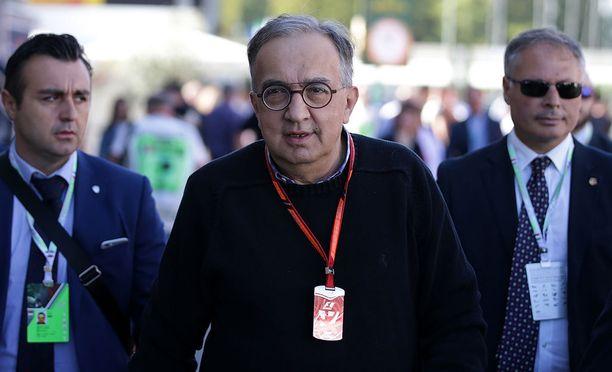 Ferrarin pääjohtajaksi vuonna 2014 nimitetty Sergio Marchionne ei pelkää ravistella talliaan muutoksilla.