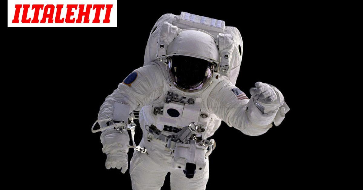 Astronautti Palkka
