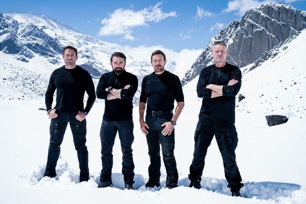 Sarjaa luotsaa entisten SAS-sotilaiden eliittiryhmä. Pääkouluttajana toimii aiemmilta kausilta tuttu Ant Middleton.