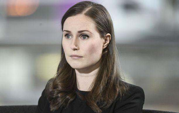 Pääministeri Sanna Marin (sd) kertoi keskiviikkoiltana, että ulkoministeri Haavistolla on hänen muiden hallituspuolueiden puheenjohtajien tuki.