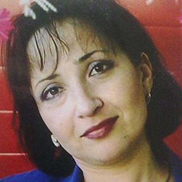 Natalia Baksheeva myi ihmisen lihalla täytettyjä piirakoita paikallisiin kahviloihin.
