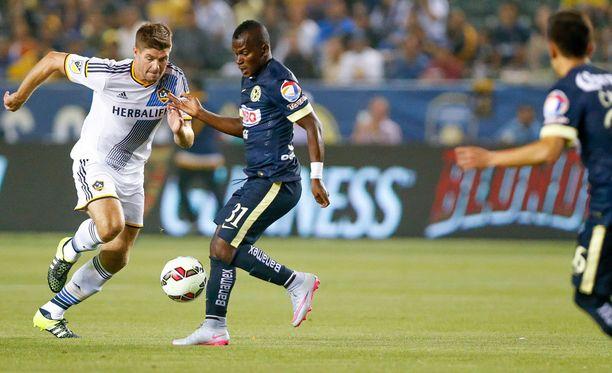 Steven Gerrard ei osallistu MLS:n tähdistöotteluun loukkaantumisen takia.