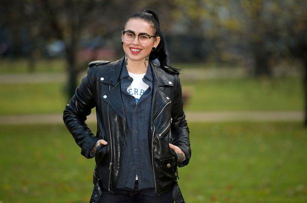 Natalia Tolmatsova on elättänyt itsensä blogillaan jo seitsemän vuotta.