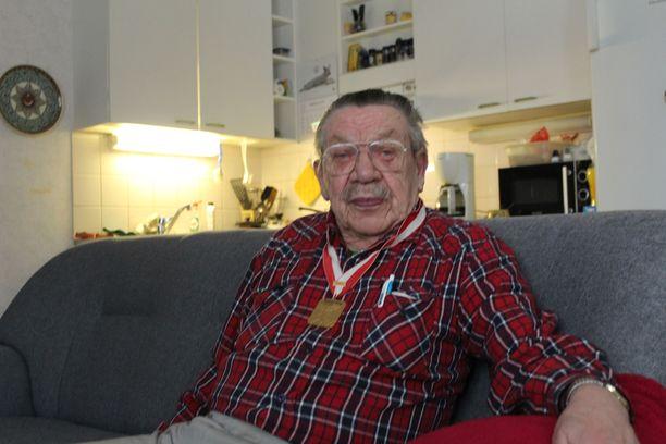 Risto Villanen muistelee hyväntahtoisesti Nykästä, joka teki töissä ja muutenkin mitä halusi.