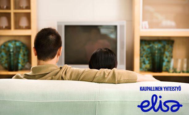 Vanhakin televisio on mahdollista yhdistää tietokoneeseen.