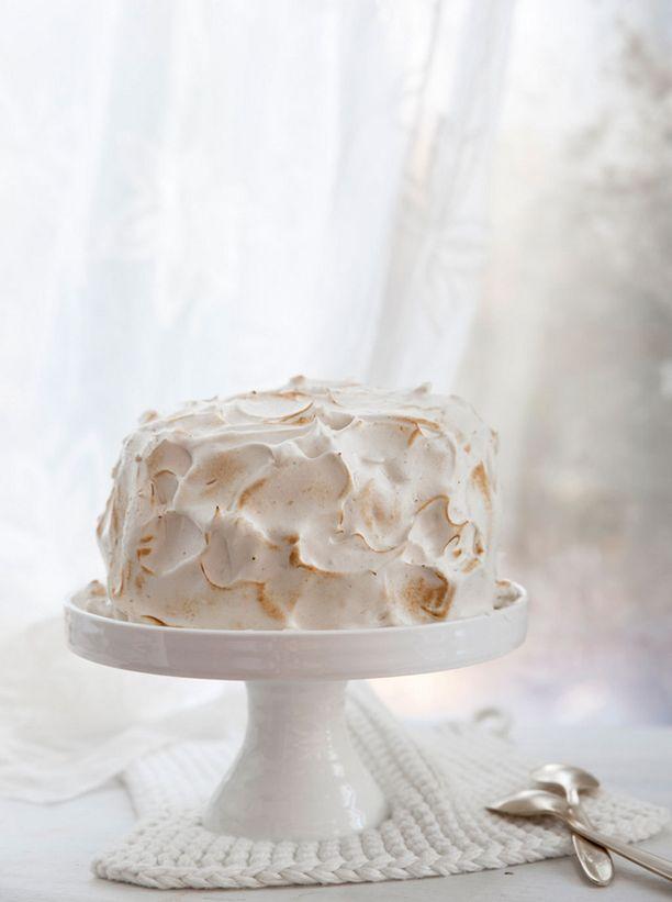 Kakku kuin unelma.