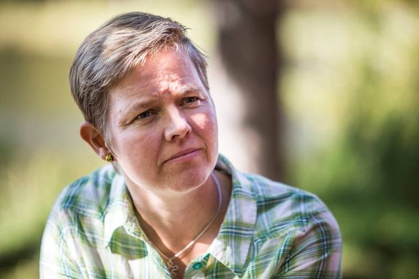 Krista Mikkonen, vihreät