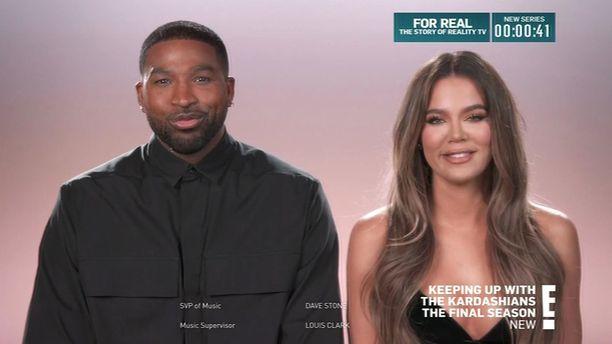Thompson ja Kardashian esiintyivät hiljattain yhdessä KUWTK-ohjelmassa.