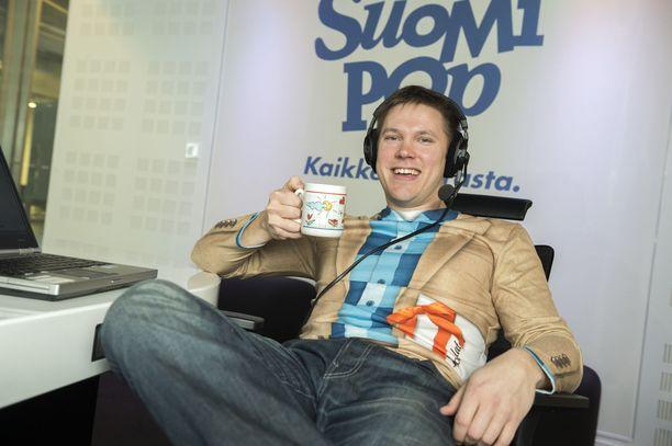 Juha Perälä kuvattuna vuonna 2013.