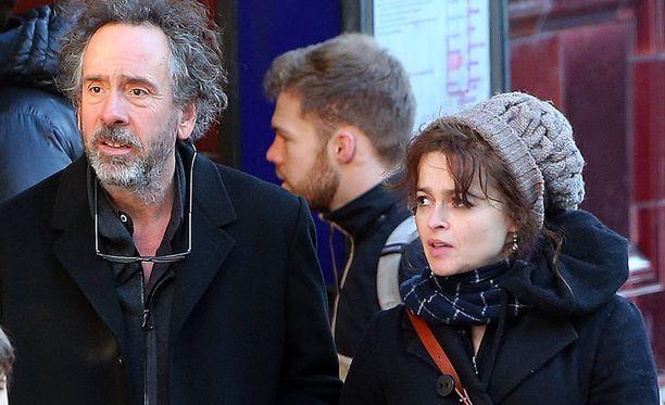 Helena Bonham Carter on näytellyt lukuisissa miehensä elokuvissa.
