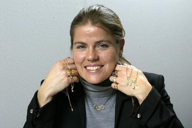 Pernilla Wibergin elämä on taas raiteillaan, kiitos Monacoon muuttamisen.