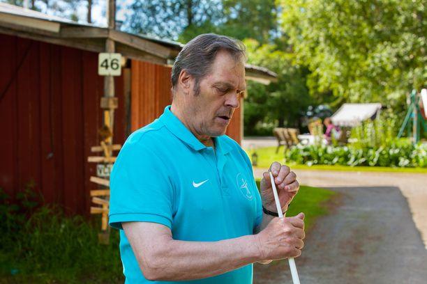 Pauli Nevala, 78, voitti olympiakultaa Tokiossa vuonna 1964.
