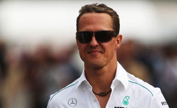 Michael Schumacher voitti urallaan seitsemän kertaa kuljettajien maailmanmestaruuden F1-luokassa.