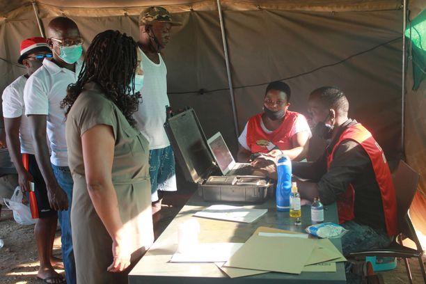 Namibian paikallisvaalit tuottivat todellisen yllätysvoittajan.