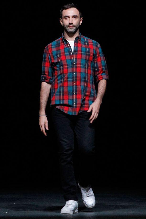 Riccardo Tisci on Givenchyn taiteellinen johtaja.