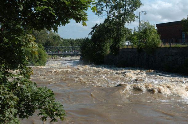 Maku voi muuttua, kun Vantaan juomavesi aletaan ottaa Vantaanjoesta.