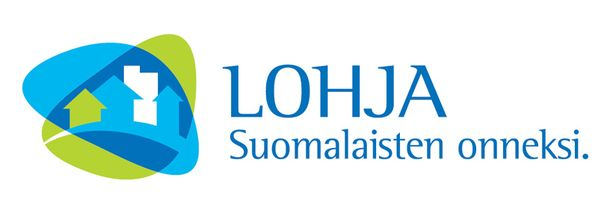 Lohjan kaupungin uusi logo ja slogan lensivät roskakoriin.