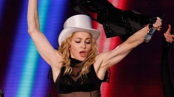 Popin supertähti Madonna tuo konserttisirkuksensa Suomeen torstaina 5.8.