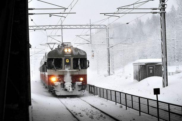 Suurin osa lähiliikenteen junista ei kulje torstaina ja perjantaina.