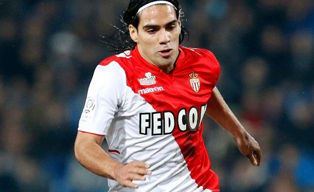 Monaco joutuu tulemaan toimeen ilman Radamel Falcaota.