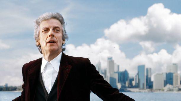 Peter Capaldi nähdään nyt viimeistä kertaa Tohtorina.