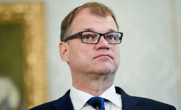 Helsingin Sanomien mukaan pääministeri Sipilä haluaisi yhdistää eduskunta- ja eurovaalit.