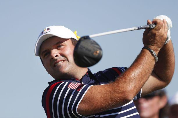 Patrick Reed on avainroolissa loppuviikolla Ranskassa pelattavassa Ryder-cupissa.