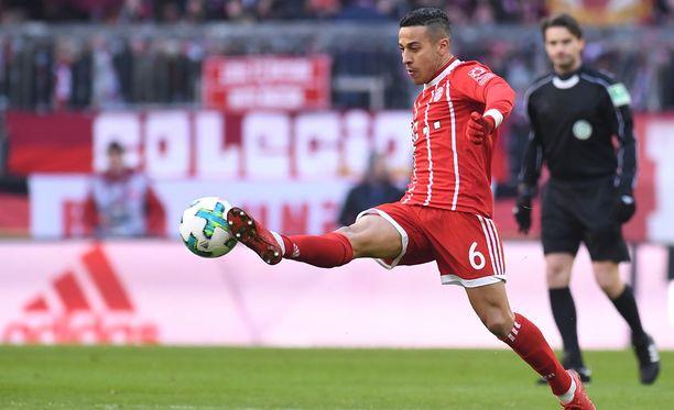 Pyörittääkö Bayern Münchenin Thiago Freiburgin solmuun?