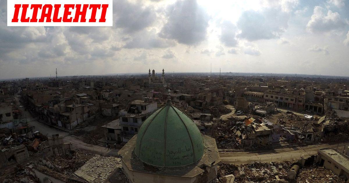 Irak Pääkaupunki