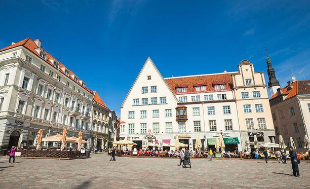 Suomalaiset pääsevät taas vapaasti Viroon ensi viikosta alkaen.