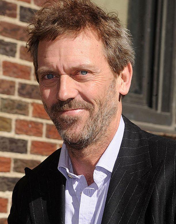 Hittisarja on nostanut Hugh Laurien tähdeksi.