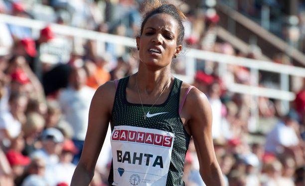 Meraf Bahtan dopingsotkun tutkinta jatkuu, mutta hänellä on yhä lupa juosta kisoissa.