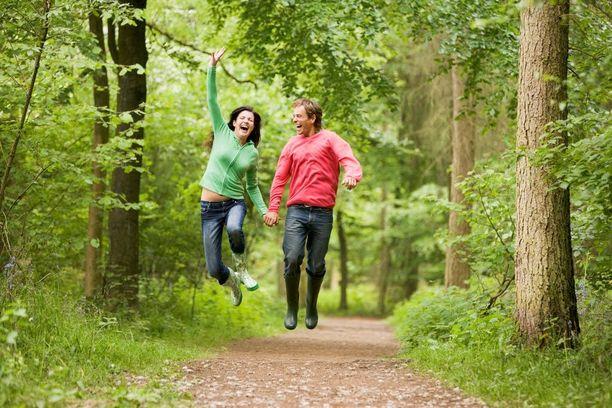Reipas kävely on hyvä ja halpa lääke, jonka avulla voit pinkoa pakoon monia sairauksia. MOSTPHOTOS