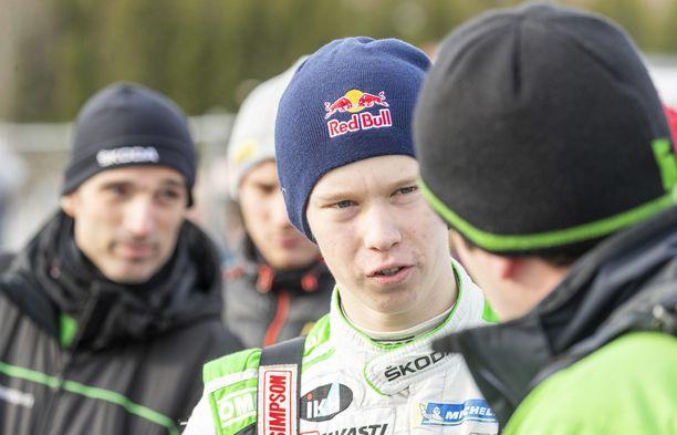 Kalle Rovanperä pysyi vaitonaisena huhutusta Toyota-siirrosta.