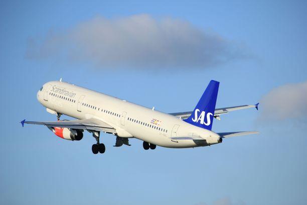 Lentoyhtiö SAS:ille toivotaan nettikommenteissa konkurssia ja kaikkea ikävää.
