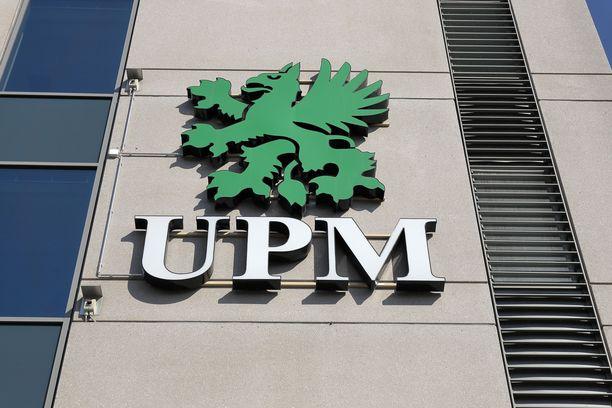 UPM:n toisen vuosineljänneksen liikevaihto nousi 15 prosenttia vuoden takaisesta. Kuvituskuva.